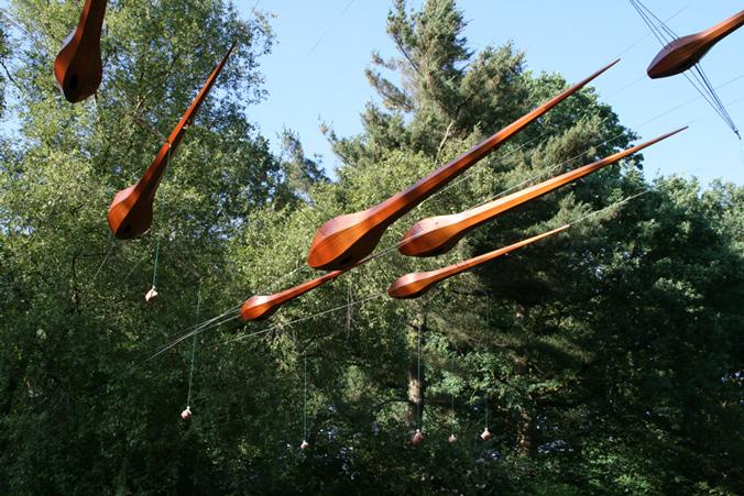 Violins of Wind, (c) Ronald van der Meijs
