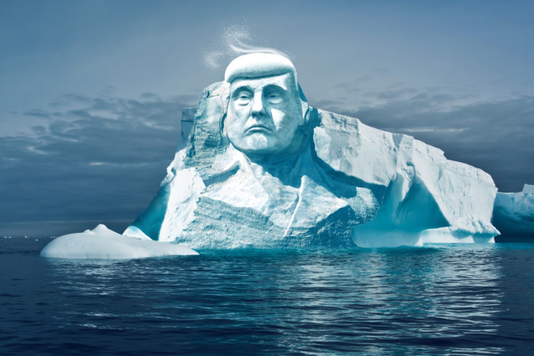 Project Trumpmore, (c) Melting Ice Association