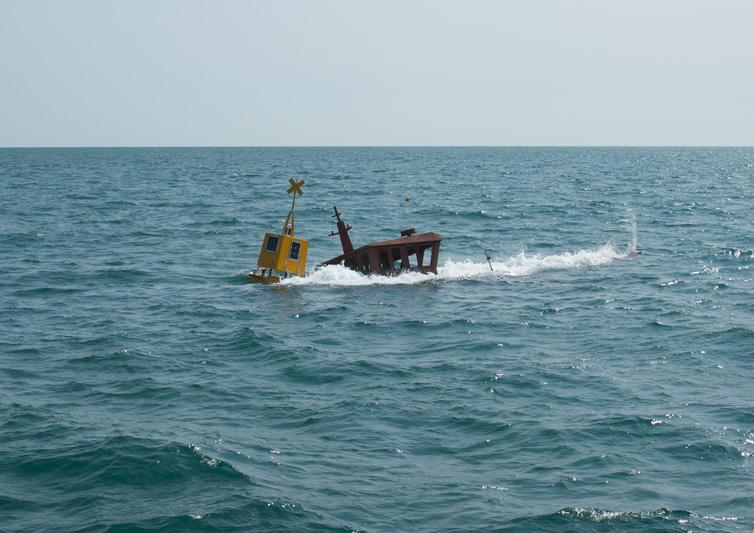 The Reef Project, (c) Simon Faithfull