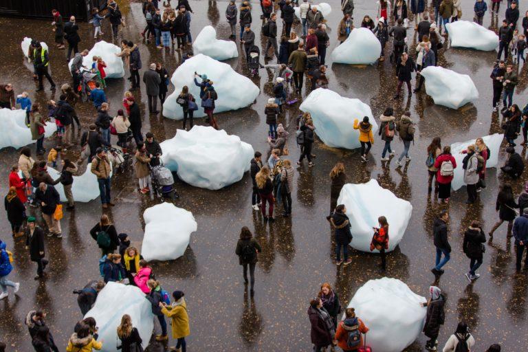 Ice Watch, (c) Olafur Eliasson