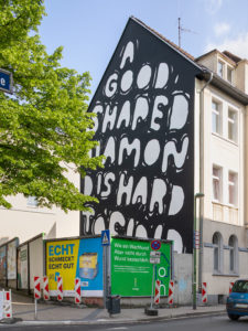 A Good-shaped Diamond Is Hard to Find copyright by 2019 Henning Rogge, Urbane Künste Ruhr 2019.