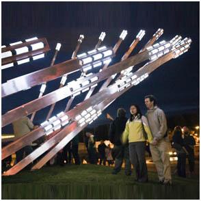 Solar Collector copyright by Gorbet Design, 2008