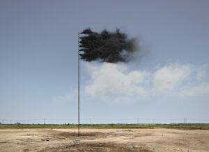 Western Flag copyright by John Gerrard