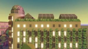 Energy Renaissance copyright by Shinking Space, Hammerhead VR, ERG Kings College London