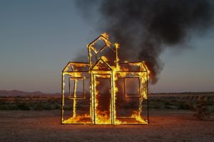 Our House Is On Fire copyright by © 2020 ICY & SOT